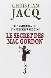 Les enquêtes de l'inspecteur Higgins, Tome 11 : Le secret des Mac Gordon