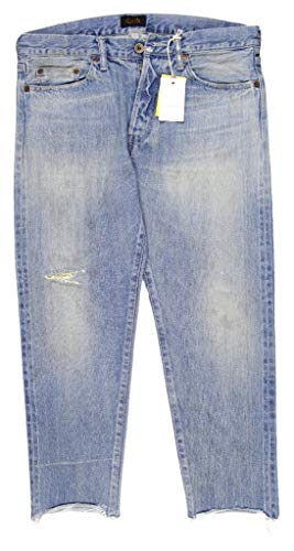 3f95307548 Chimala x Madewell Narrow Tapered Cut Jeans in Very Light Wash Denim Size 30