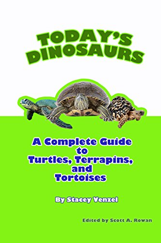 Today's Dinosaurs: A Complete Guide To Turtles, Terrapins, and Tortoises (Sherpa Guide)
