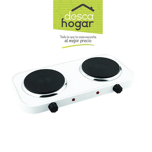 /Portable stove 1000/W 1000/W Hepoluz 59639/
