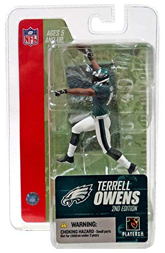 Terrell Owens - Mcfarlane Sports Picks Mini Figures - 2nd Edition