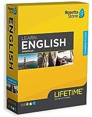 Rosetta Stone Lifetime Access: Learn English
