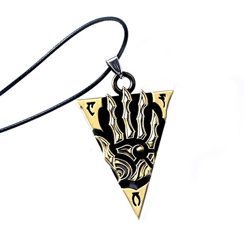 CellDesigns Gaming Souvenir Collection (The Elder Scrolls Online Morrowind-Necklace)