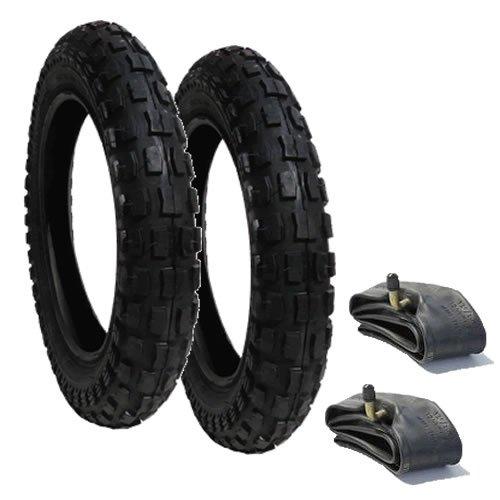 Bugaboo Cameleon Heavy Duty Tyre & Inner Tube Set (12