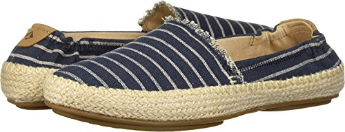 Sperry Top-Sider Women's Sunset Ella Moccasin, Navy, 8.5 Medium US (Top Sider Espadrilles Sperry)