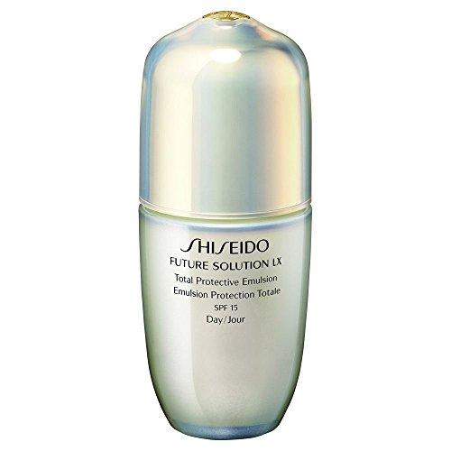 Relaxing Body Emulsion (Shiseido Future Solution LX Protective Emulsion SPF15 75ml)