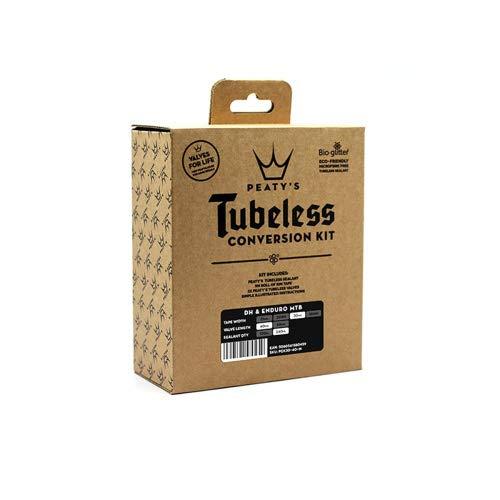Peatys Peatys RimJob Workshop Roll Rim Tape Flap Width 35 mm x 50 m Tubeless Adult Unisex Brown