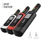 Cambridge Labs Rechargeable EMF Meter - Radiation Detector, Electromagnetic Field Tester, Smart Counter