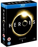 Heroes: Season 1 [Blu-ray]