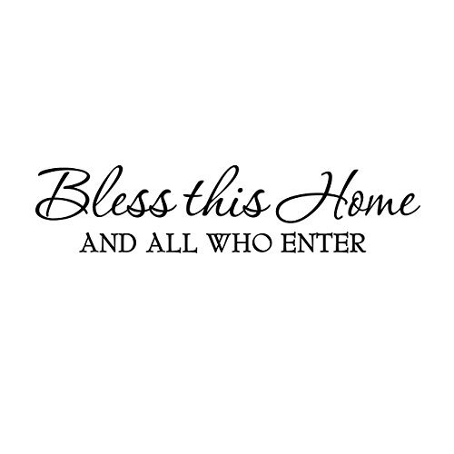 Decals Quotes Religious Sayings Blessing