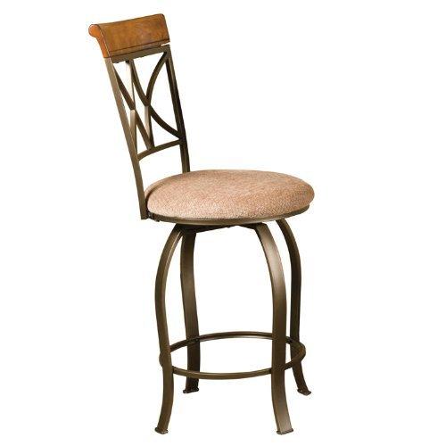 Powell Upholstered Bar Stool - 5