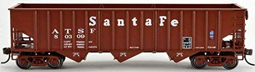 Spur H0-3-Bay Hopper Santa Fe