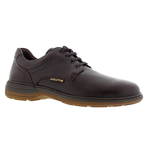 Shoes Mens Marron Denys Leather Mephisto 0nRwqCt