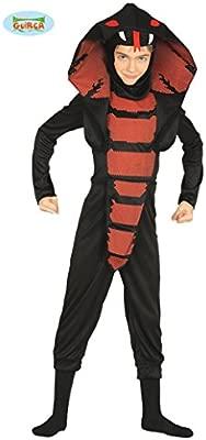 Guirca 87364 - Cobra Ninja Infantil Talla 7-9 Años
