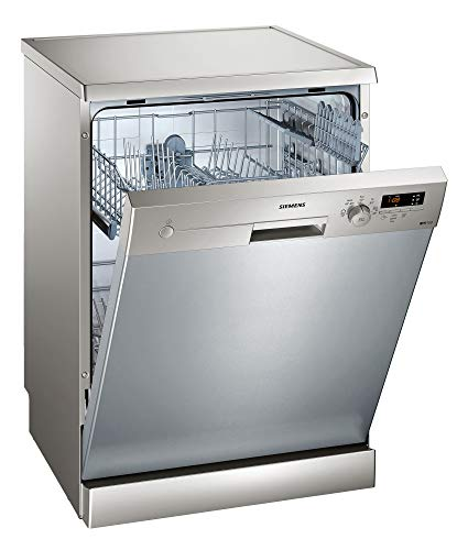 Siemens iQ100 SN215I01AE lavavajilla Independiente 12 cubiertos A ...