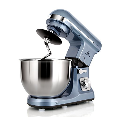 Electric Stand Mixer With Removable Head ~ Murenking professional stand mixer mk a w qt bowl