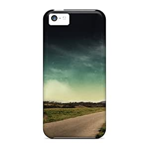 Special Steptone Skin Case Cover For Iphone 5c, Popular Route Phone Case