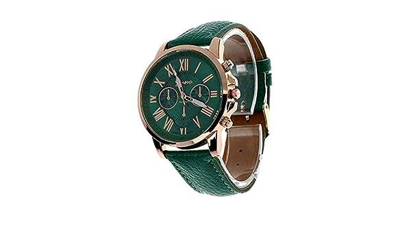 Scpink Relojes de Cuarzo para Mujer, Relojes exclusivos para Mujer de Relojes de señora analógicos Relojes para Mujeres Relojes de Pulsera Casuales para ...