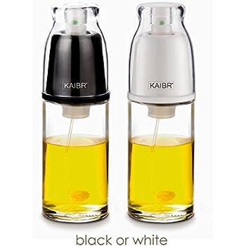 KAIBR Olive Oil Mister - Sprayer (Black)