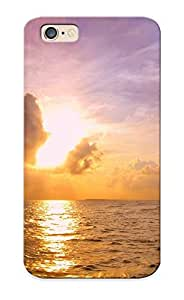 Case Provided For Iphone 6 Protector Case Sunset Phone Cover With Appearance