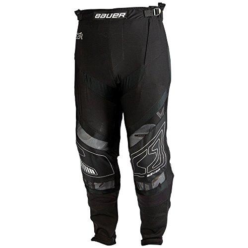 Bauer APXR Senior Inline Hockey Pants, Medium, Black