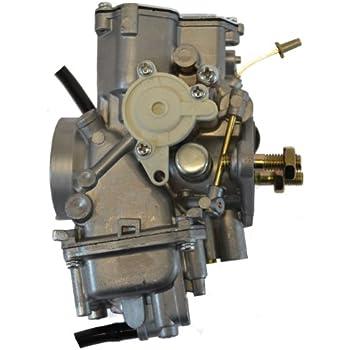 Carbhub Carburetor for Yamaha Big Bear Wolverine Kodiak Grizzly YFM350 YFM400 YFM450 Carbour