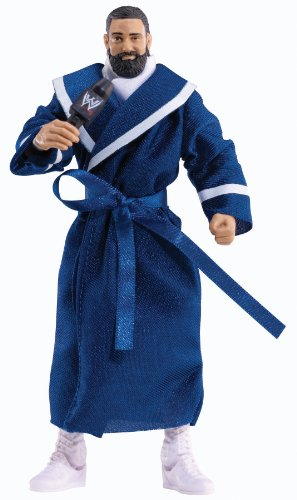 WWE Elite Collection Damien Sandow Action Figure