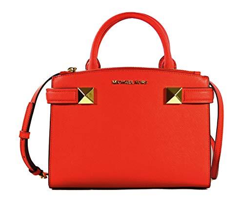 Michael Kors Orange Handbag - 6