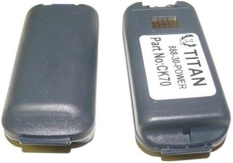 2X 5200Mah Battery für Intermec Ck70 318-046-001 Ck71 318-046-011-18 Mo Warranty
