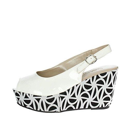 Cinzia Soft 4961 Sandalias Mujer Blanco