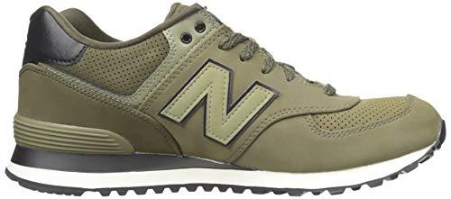 New Sneaker 574v1 Plus Core olive Uomo Balance Basse Verde qwB4qrOS