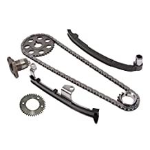 AutoRexx Timing Chain Kit Fits Toyota Tacoma DOHC 16V 2RZFE 1995-2004 2.4L with Gears