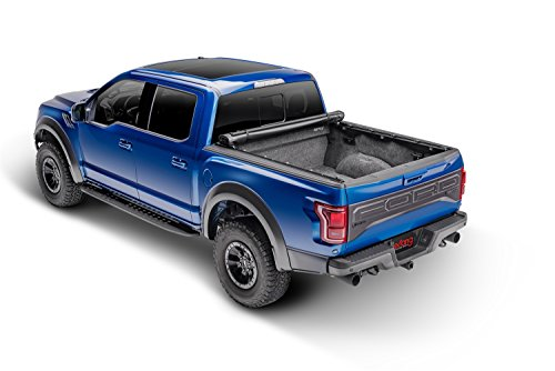 Extang 54726 Revolution Roll-up Tonneau Cover - fits Super Duty Long Bed (8 ft) 08-16 (with optional step gate only) - Optional Vinyl Cover