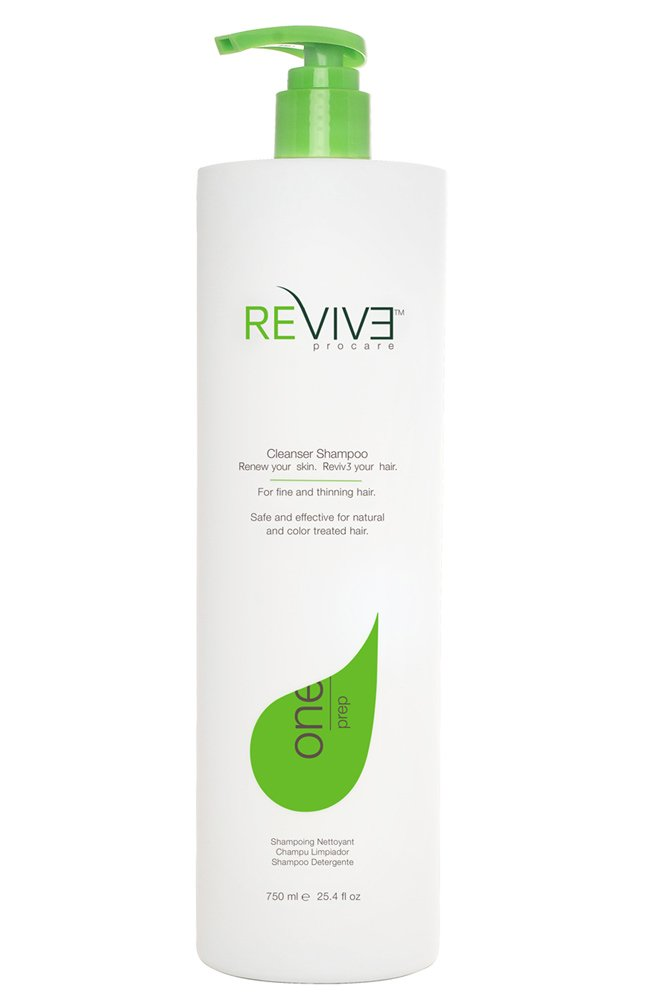 REVIV3 PROCARE Prep Cleanser Shampoo, 25.4 ounce by REVIV3 ProCare