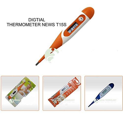 fieberthermometer dieser mündlichen thermometer, rektalthermometer und achselhöhlen thermometer ist ein medizinisches digitalen fieber - thermometer für erwachsene, kinder und babys 10 sek, was gesundes leben celsius & fahrenheit
