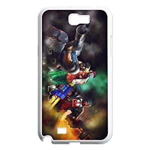 Samsung Galaxy N2 7100 Cell Phone Case White League of Legends Graves typo phone covers vgfj7094018