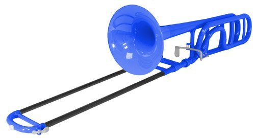 Cool Wind CTB-200 Series F-Attachment Trombone Blue by Cool Wind