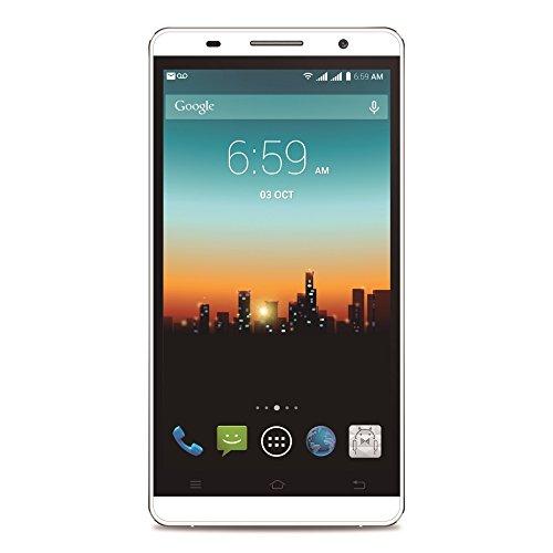 Posh Mobile Icon Pro HD X551 GSM Unlocked 4G HSDPA+ 16GB, 5.5-Inch LCD Android Quad Core Smartphone (White)