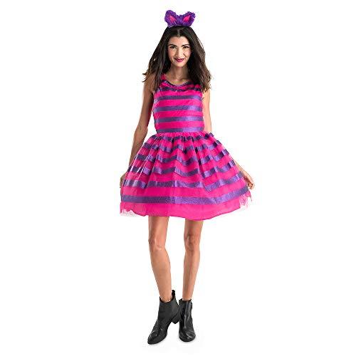 Disney Cheshire Cat Costume Tutu Headband Kids -