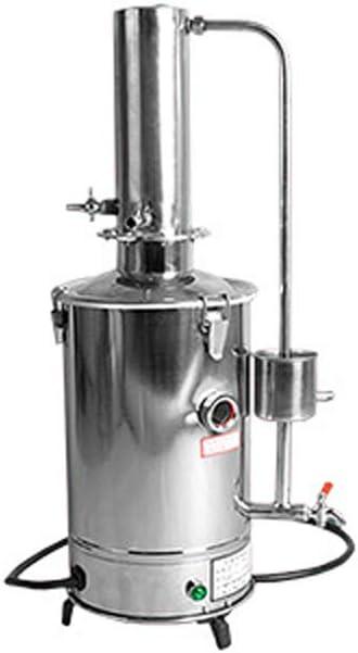 SMLJJCF Filtro purificador de Agua, Agua destilada eléctrica de ...