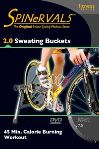 SuperStroke Spinervals Fitness Series 2.0 Sweating Buckets DVD