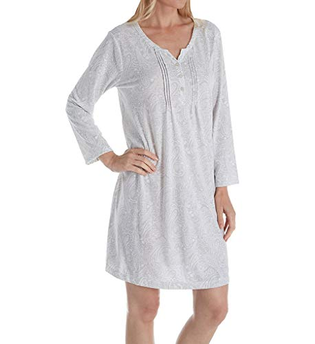 - Carole Hochman Paisley Sleepshirt (ZCH2701) M/Paisley