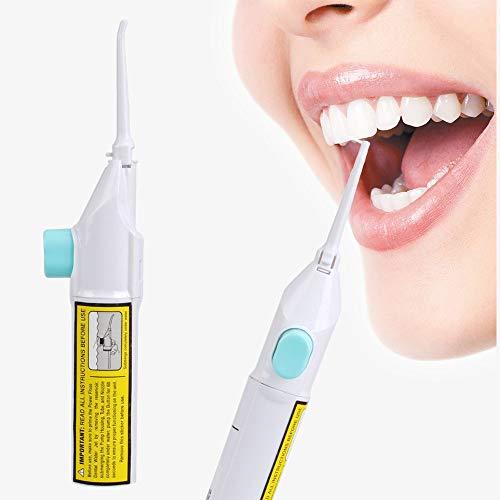 摂氏度馬鹿げた天井U-Pick 手動ポンプ式 ウォーター 歯間洗浄器 歯間 ジェットクリーナー アクア フロス