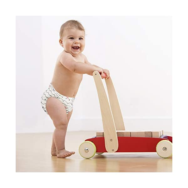 HBselect 4 Pezzi Mutandine di Apprendimento Intimo per Bambini Riutilizzabile Igiene Neonato WC Bambini Apprendimento… 5