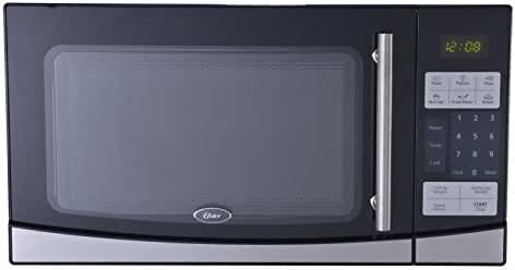 Oster OGB61102 1.1-Cubic Feet Digital Microwave Oven, Black
