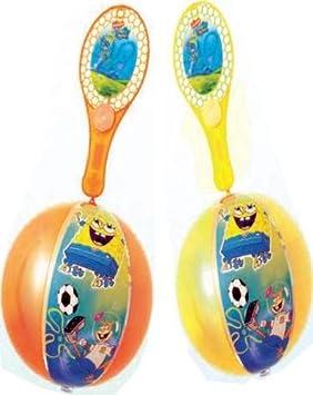 GF Toys 100217L - Pelota Raqueta Cars: Amazon.es: Juguetes y juegos