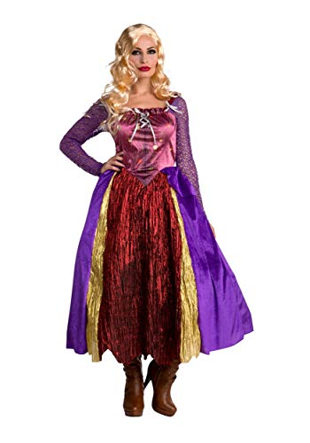 Mary Sanderson Hocus Pocus Costume (LF Centennial Pte. Women's Silly Salem Sister Witch Costume)