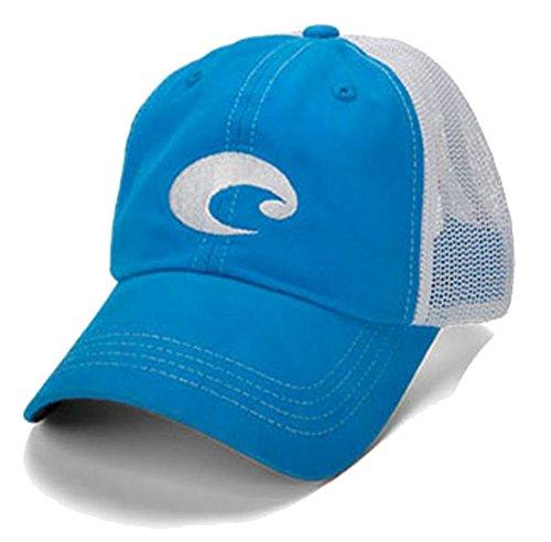 Costa Del Mar Mesh Hat, Blue - Discount Costa Del Mar
