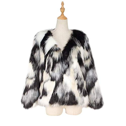 Young Outwear Warm Art Styles Fourrure Femme Coat Manteaux Automne Hiver n0IYx4Bq