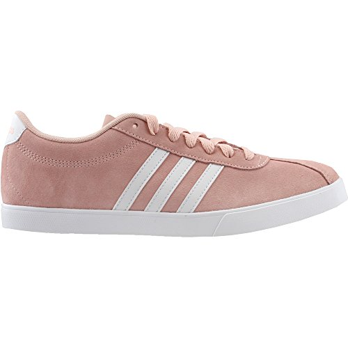 adidas Womens Courtset Courtset W Vappnk/Ftwwht/Vappnk under $60 cheap price sale cheap online sale supply moRukg3F